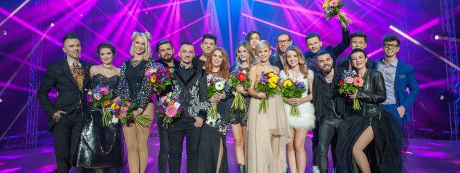 Reprezentanţii Elveţiei, Moldovei şi Spaniei, cu recitaluri în Finala Eurovision România