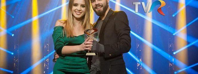 Ilinca şi Alex Florea au câştigat Finala Eurovision România