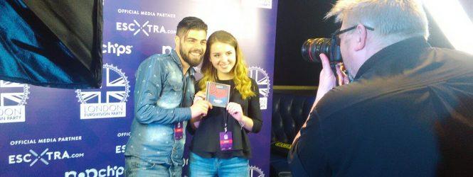 Eurovision 2017: Reprezentanţii României au pornit în turneul de promovare a piesei Yodel it!